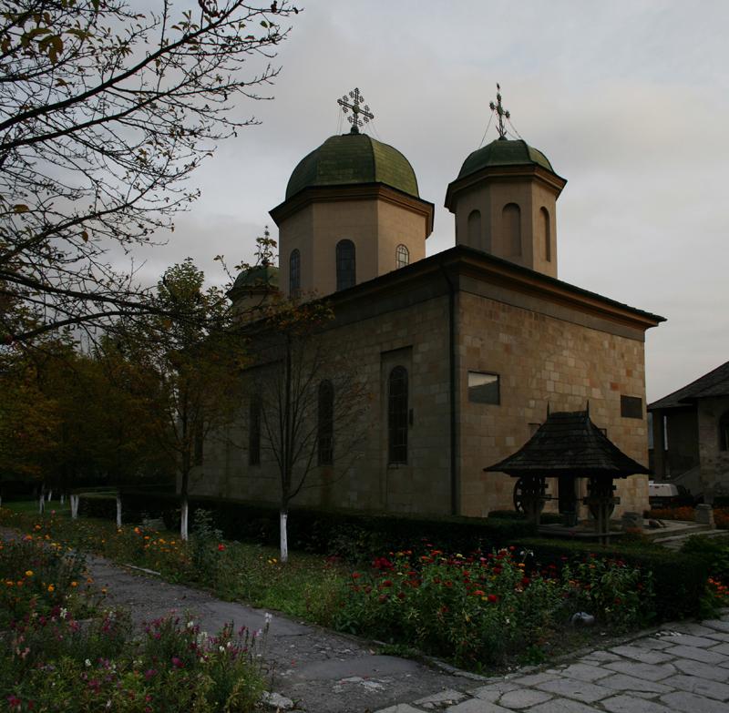 Mănăstirea Negru Vodă 1
