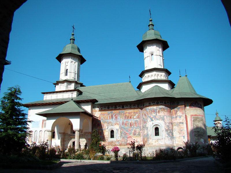 Mănăstirea Râșca 1