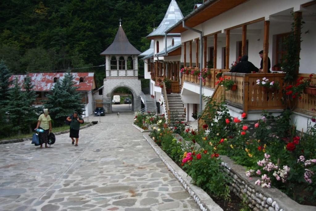 Mănăstirea Râmeț 1
