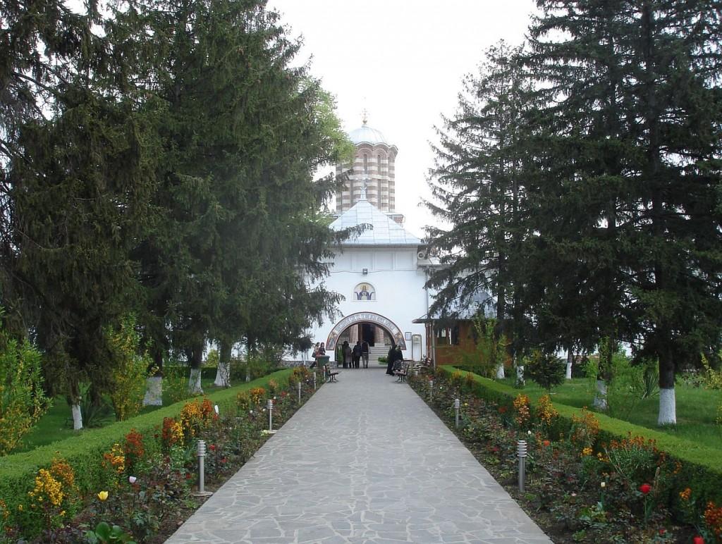 Mănăstirea Sămurcășești 1