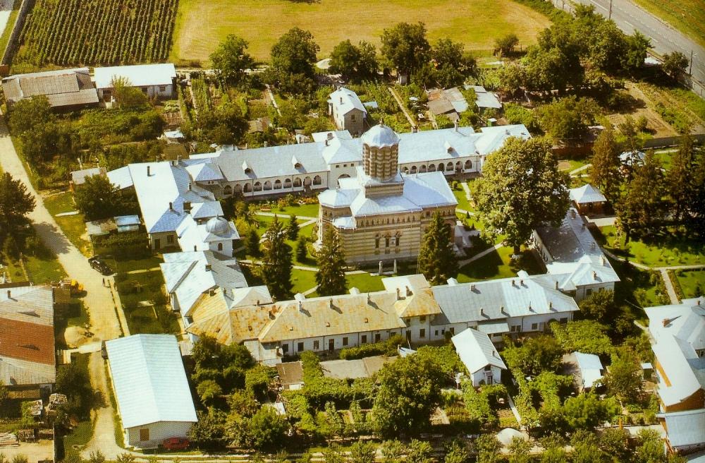 Mănăstirea Sămurcășești