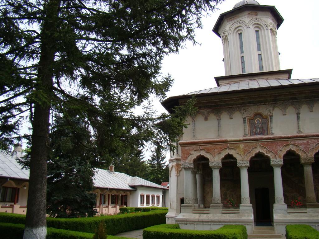 Mănăstirea Sf Nicolae Balamuci - Sitaru 1