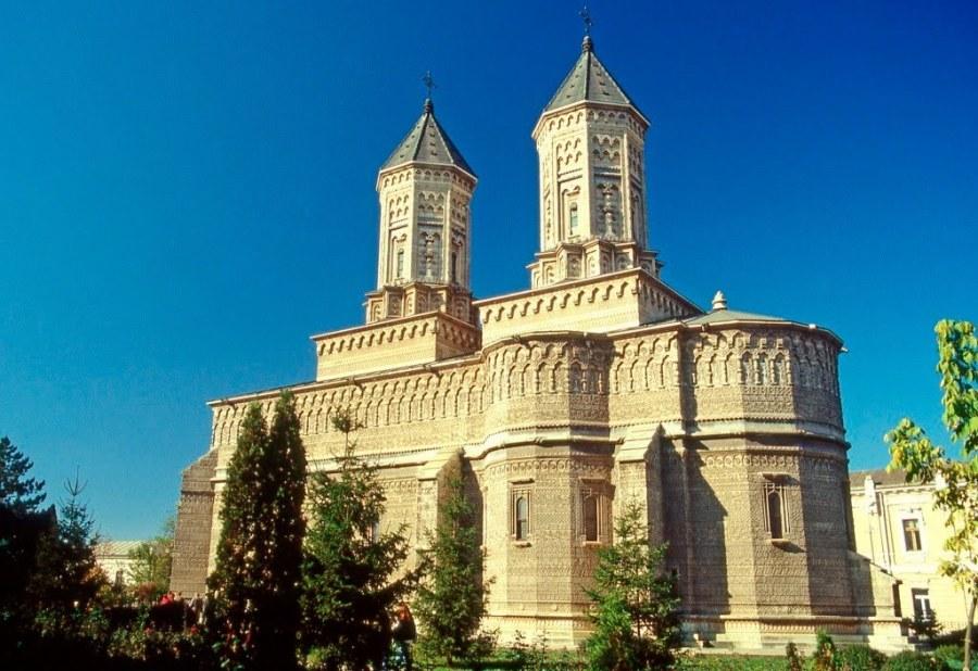 Mănăstirea Sfinții Trei Ierarhi 1