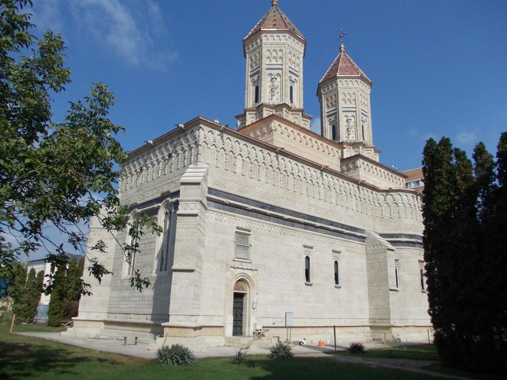 Mănăstirea Sfinții Trei Ierarhi