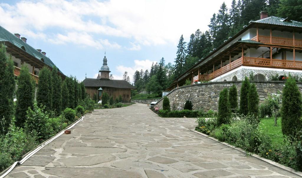 Mănăstirea Sihla