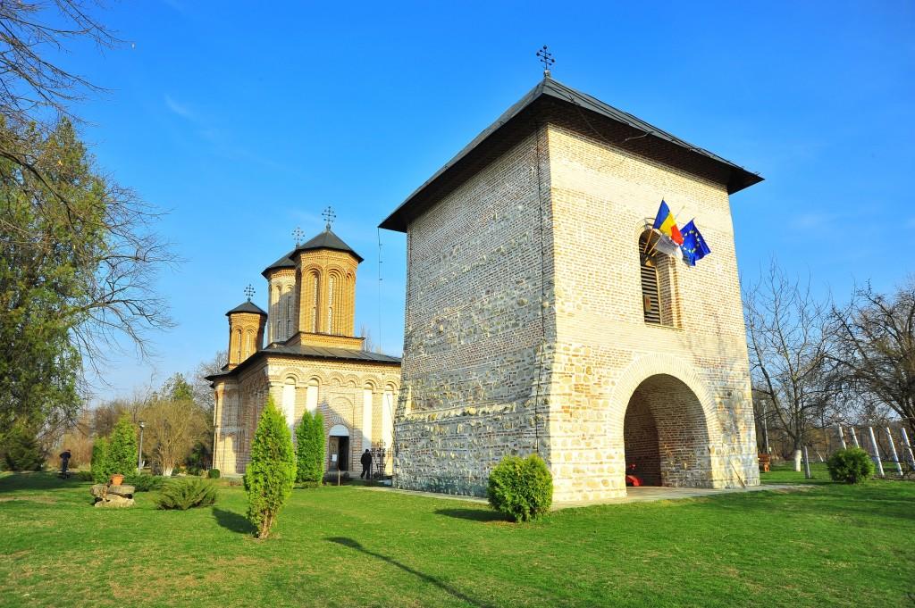 Mănăstirea Snagov 1
