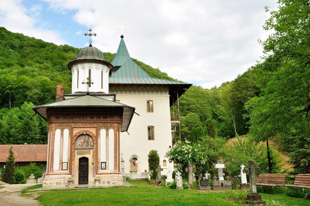 Mănăstirea Turnu 1