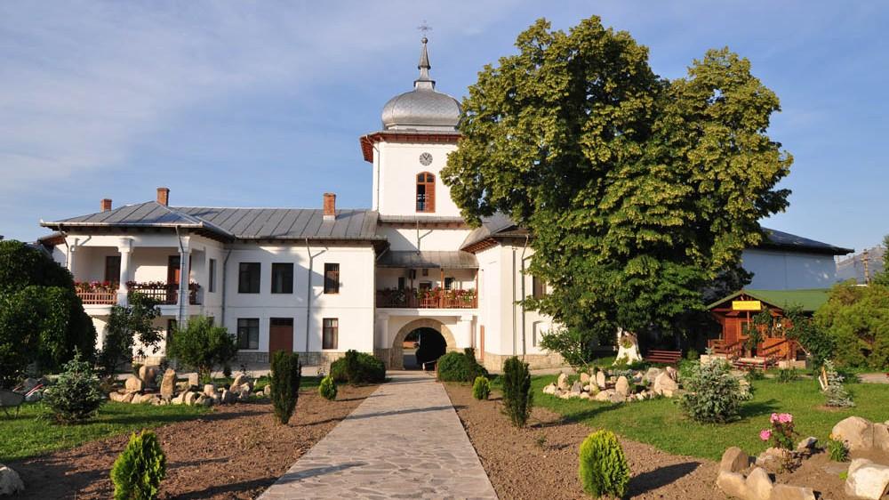 Mănăstirea Văratec 1