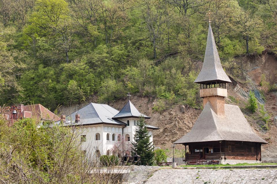 Mănăstirea Vodița 1