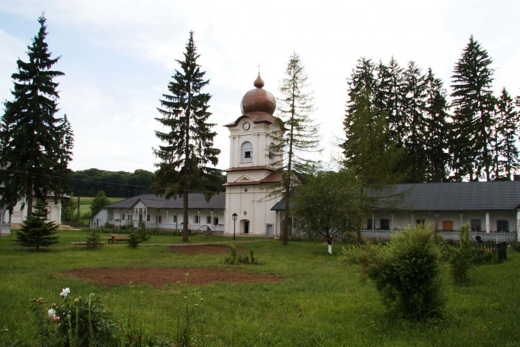 Mănăstirea Vorona