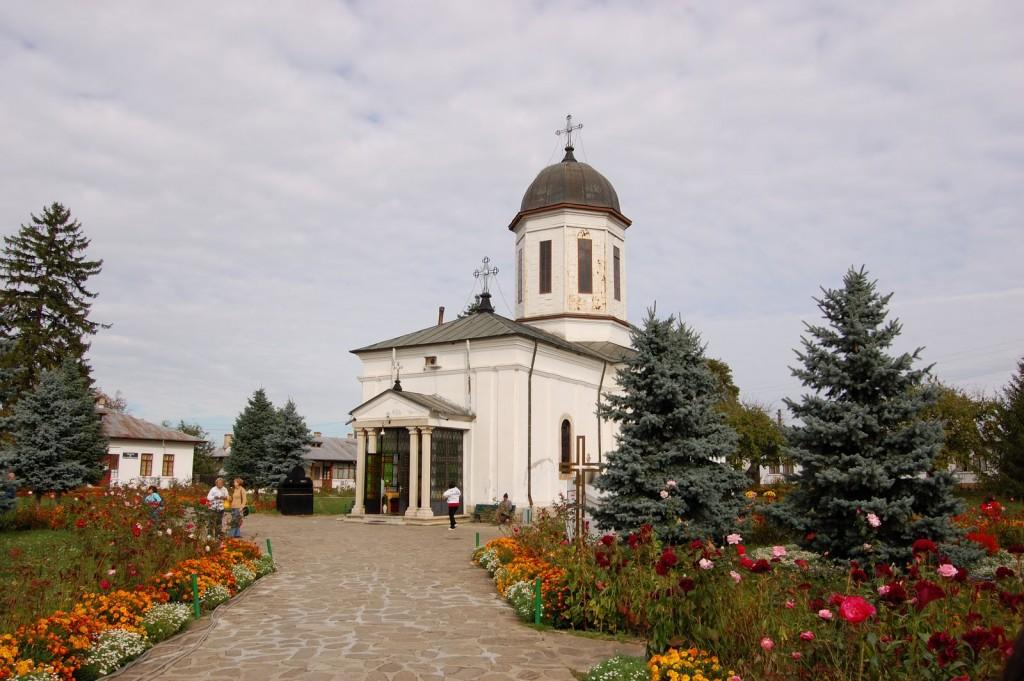 Mănăstirea Zamfira 1