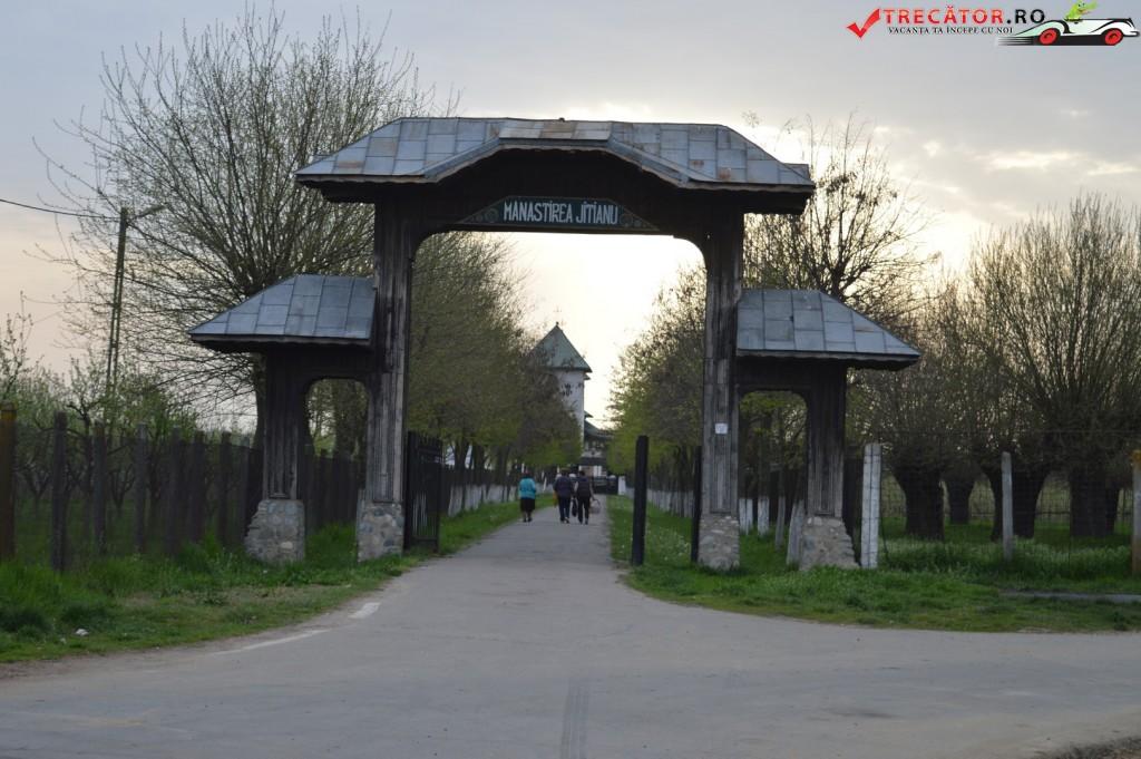 Manastirea Jitianu 1
