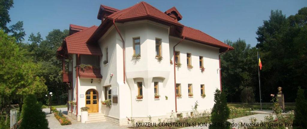 Muzeul Memorial Constantin si Ion Stere