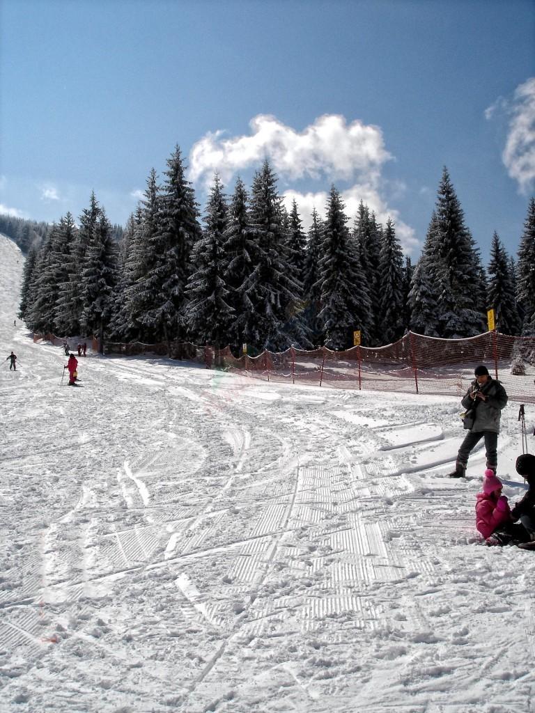 Partia de schi Vartop 1