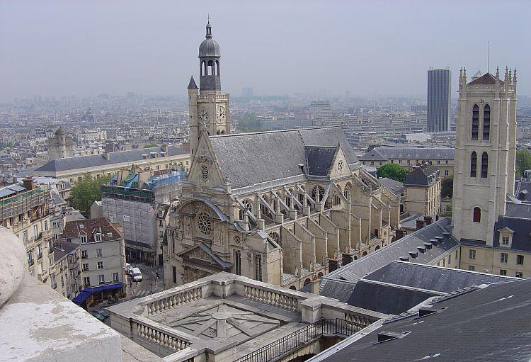 St.Etienne-du-Mont