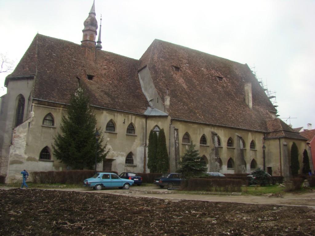 Biserica Manastirii din Sighisoara
