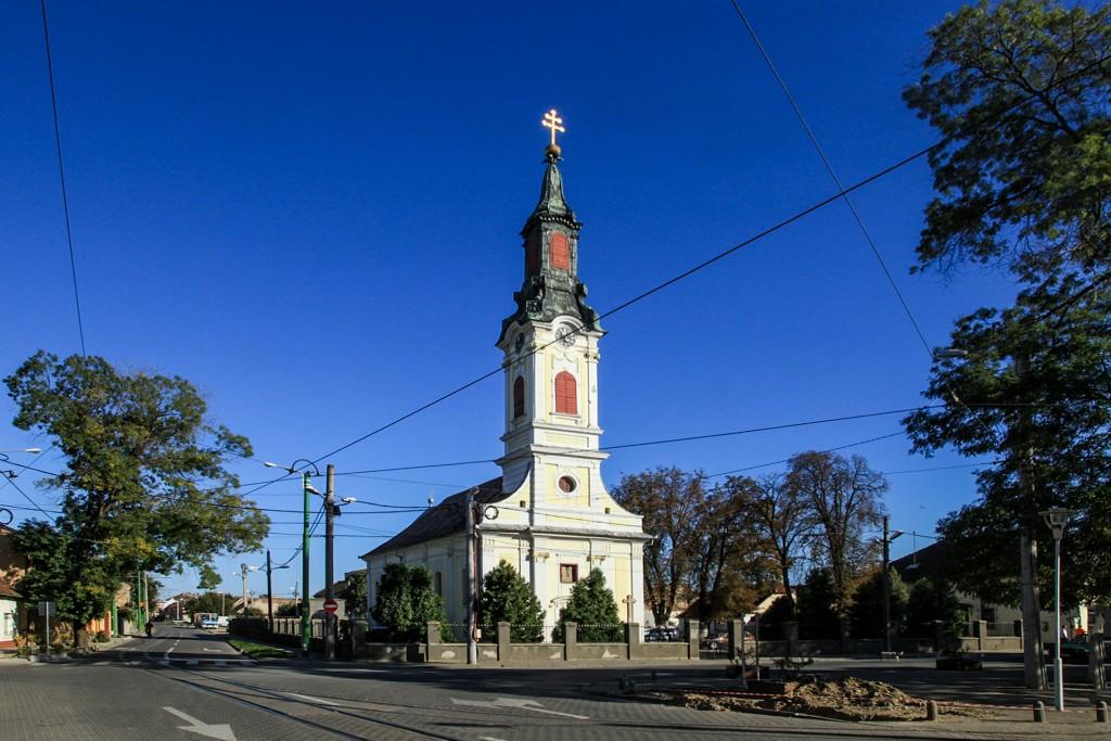 Biserica Sarbeasca din Arad