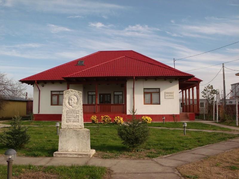 "Casa-""Hortensia-Papadat-Bengescu"