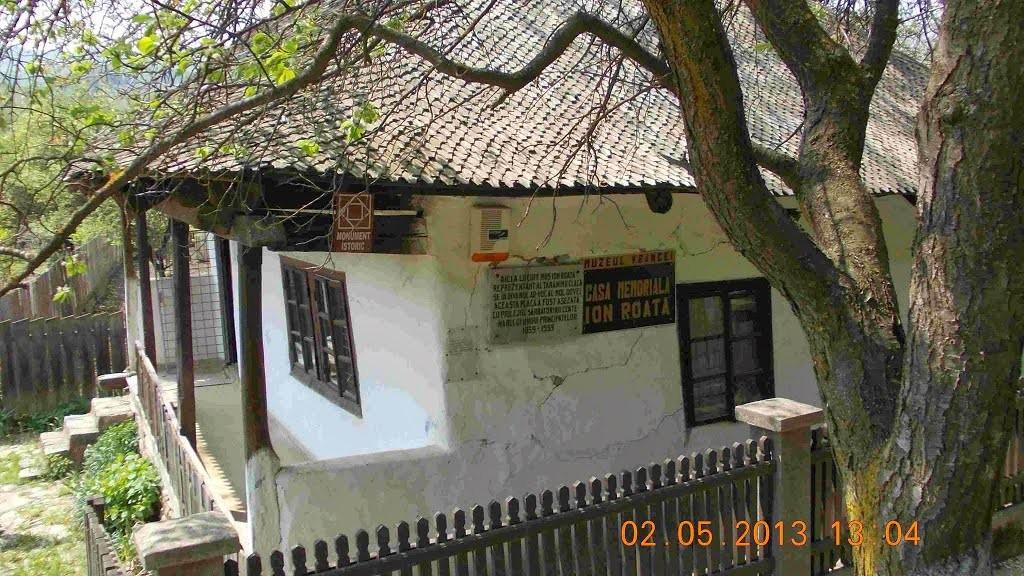Casa Memoriala Mos Ion Roata 1