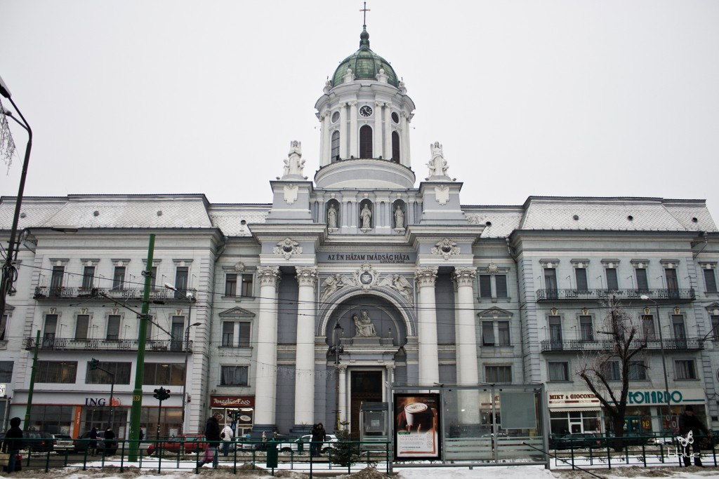 Catedrala Catolica din Arad