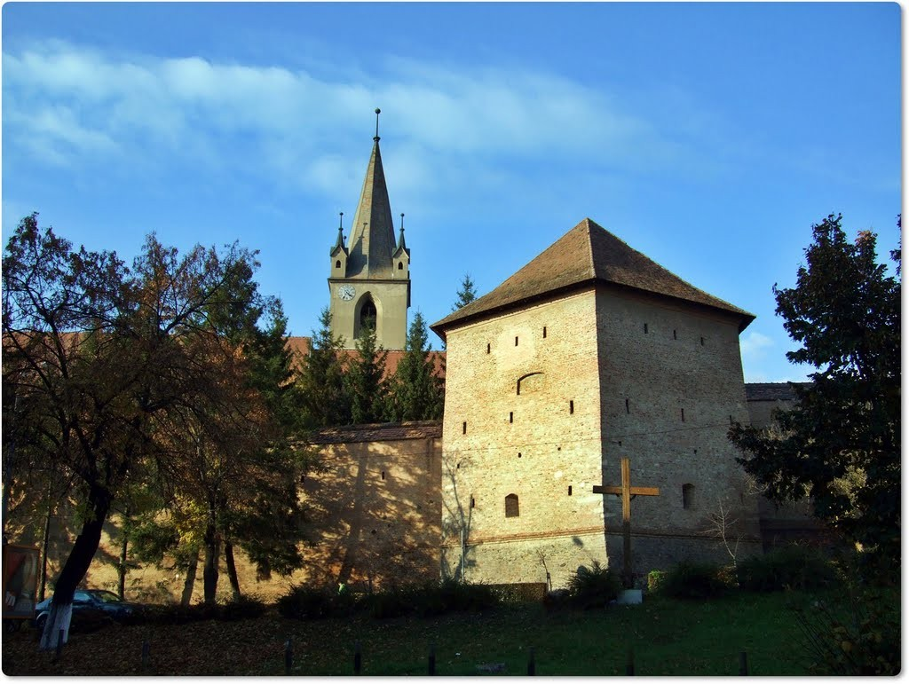 Cetatea Medievala din Targu Mures 1