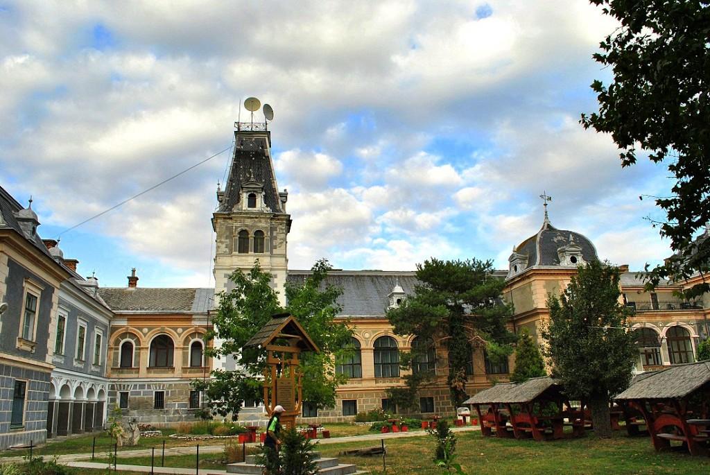 Gradina Botanica din Arad
