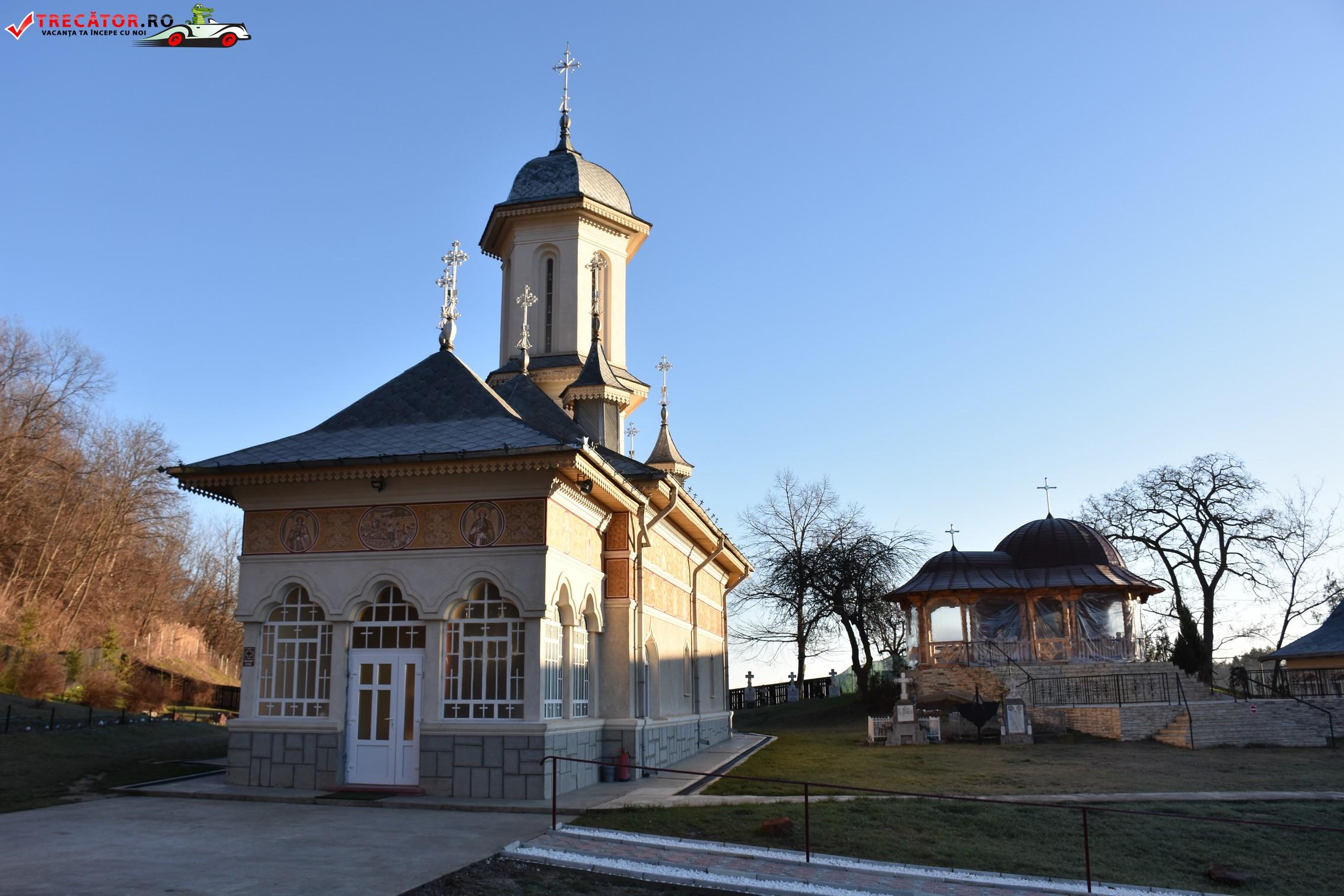 Manastirea Recea Trecator Prin Lume