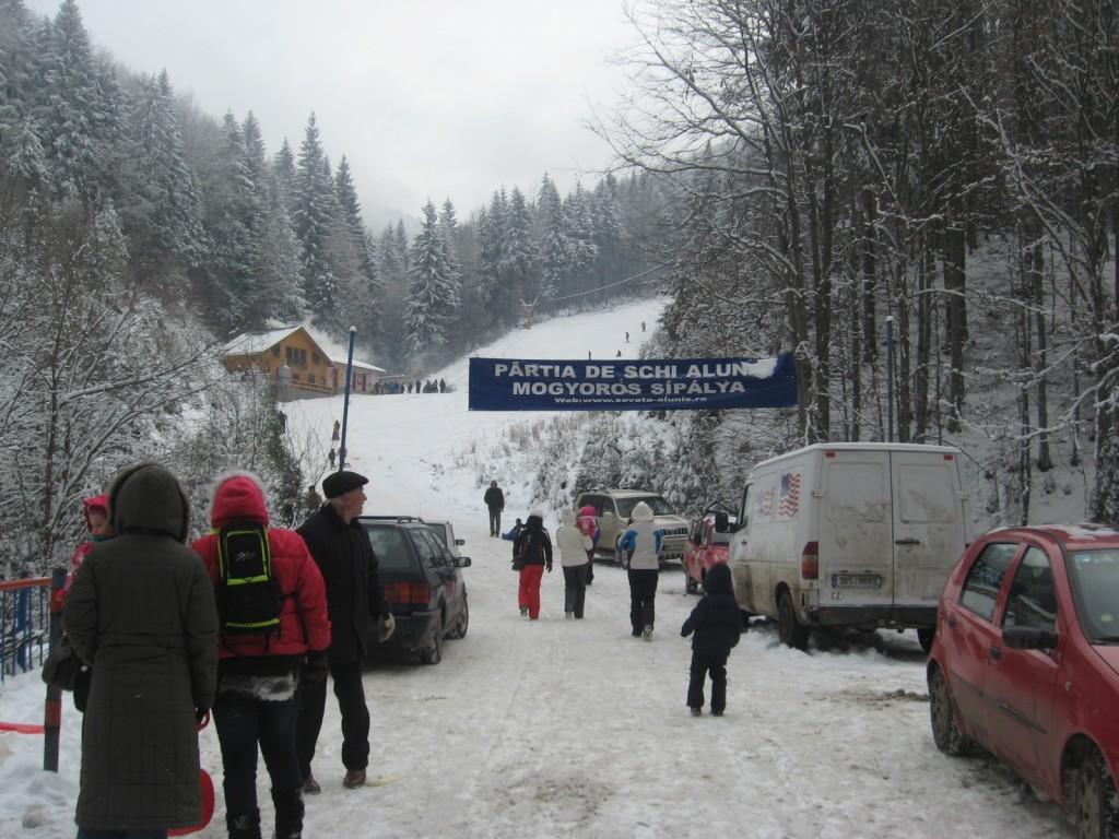Partia de schi Sovata