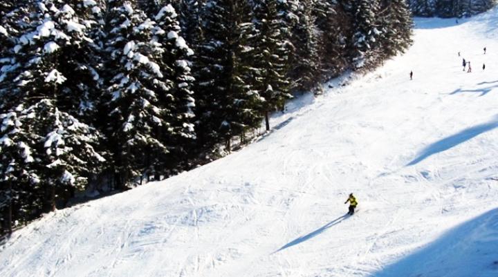 Partie ski Sugas Bai