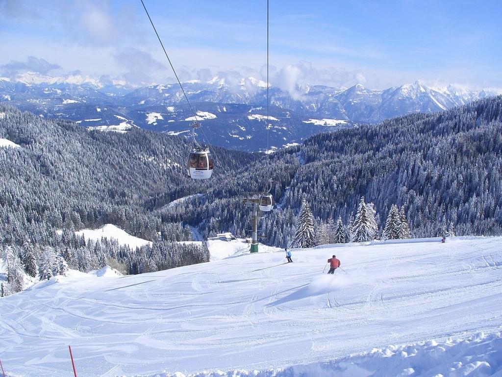 Statiunea Nassfeld - Austria 1