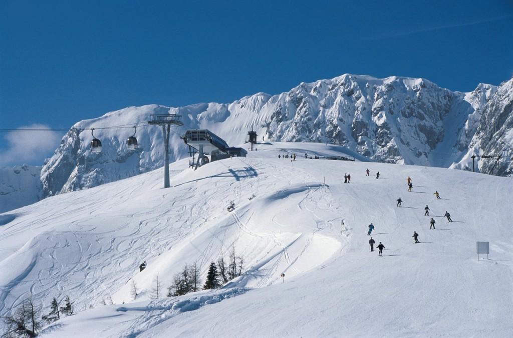 Statiunea Nassfeld - Austria