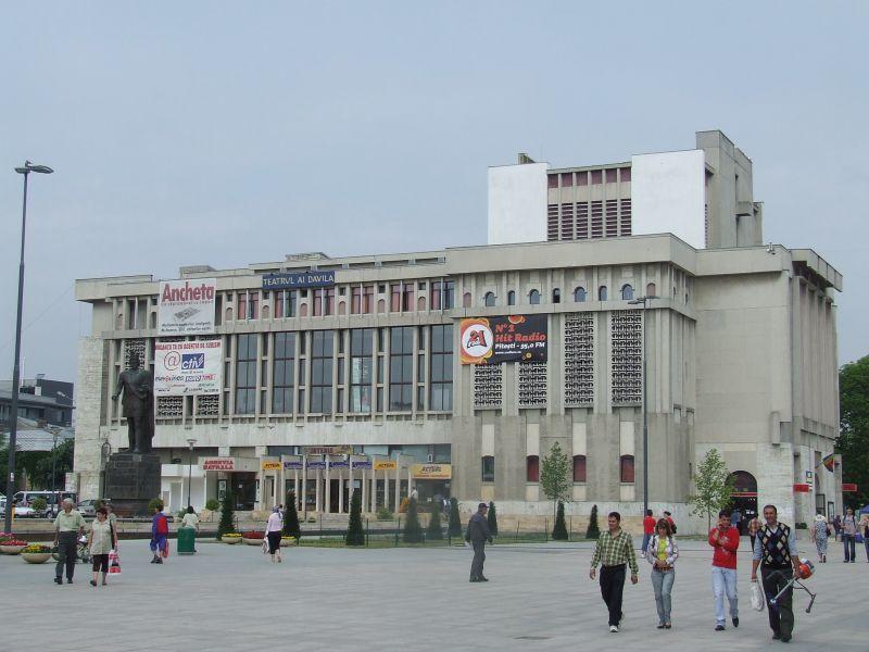 "Teatrul ""Alexandru Davila"""