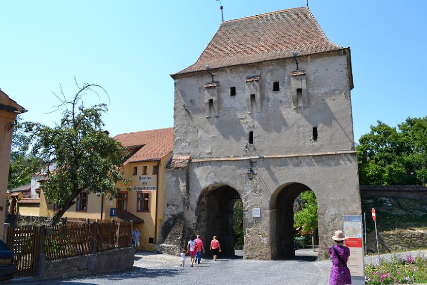 Turnul Croitorilor din Sighișoara