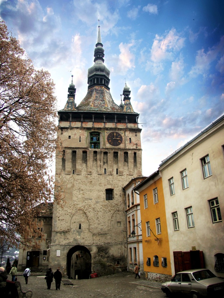 Turnul cu Ceas din Sighișoara 2