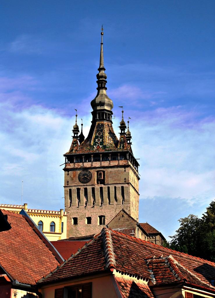 Turnul cu Ceas din Sighișoara