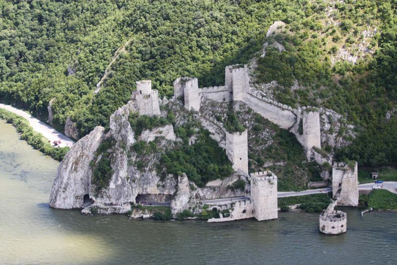 Fortăreața Golubac 1