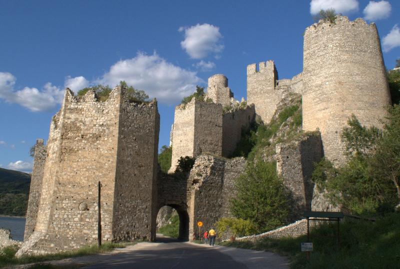 Fortăreața Golubac 2