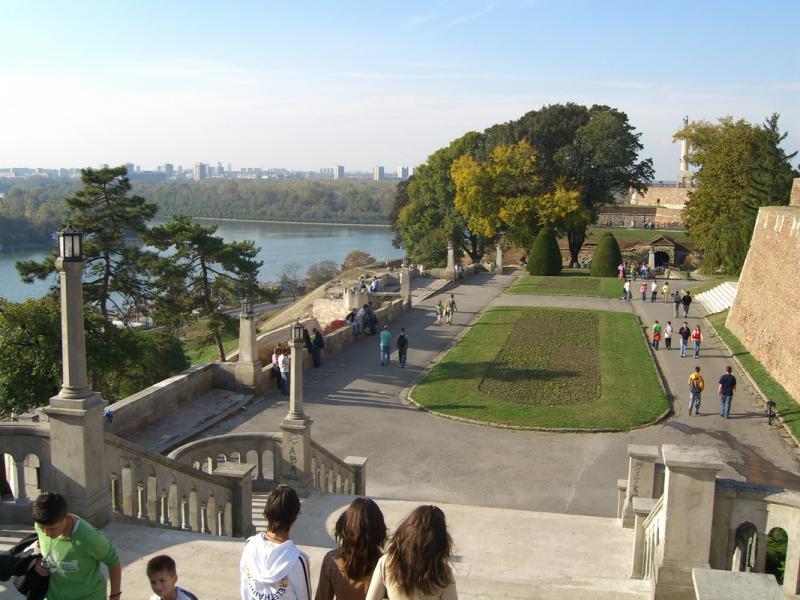 Fortăreața Kalemegdan 2