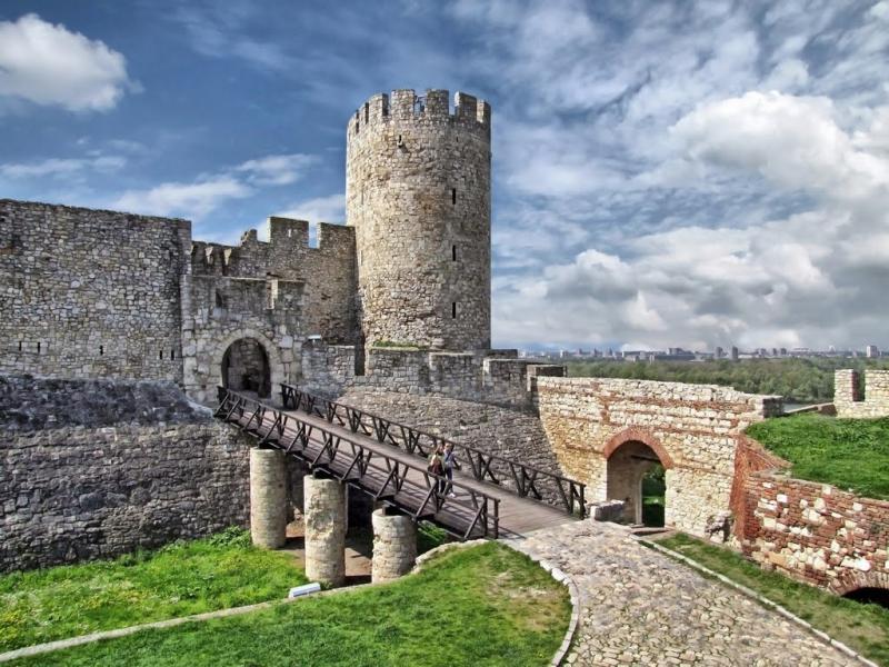 Fortăreața Kalemegdan