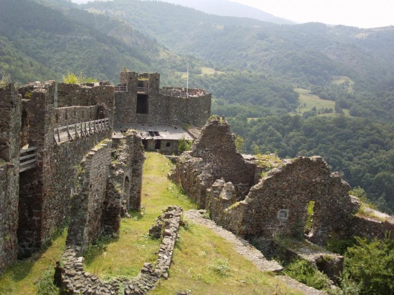 Fortăreața Maglic 1