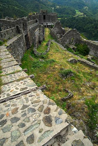 Fortăreața Maglic 4