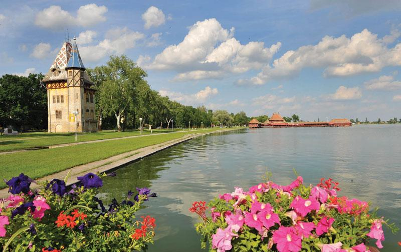 Lacul Palic