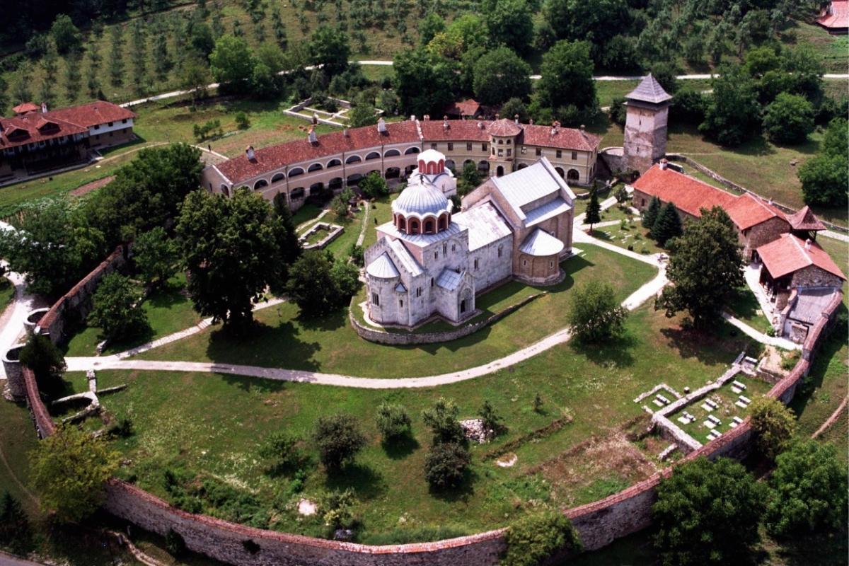 Mănăstirea Studenica 1