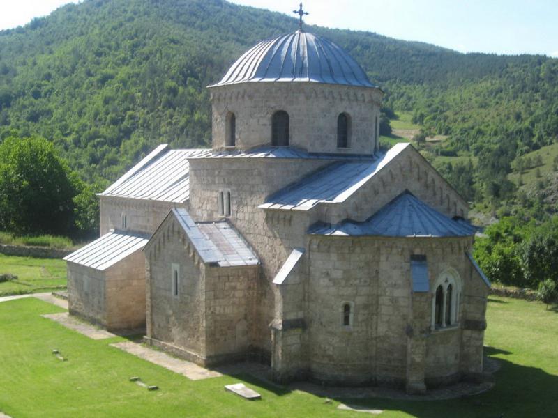 Mănăstirea Studenica 2