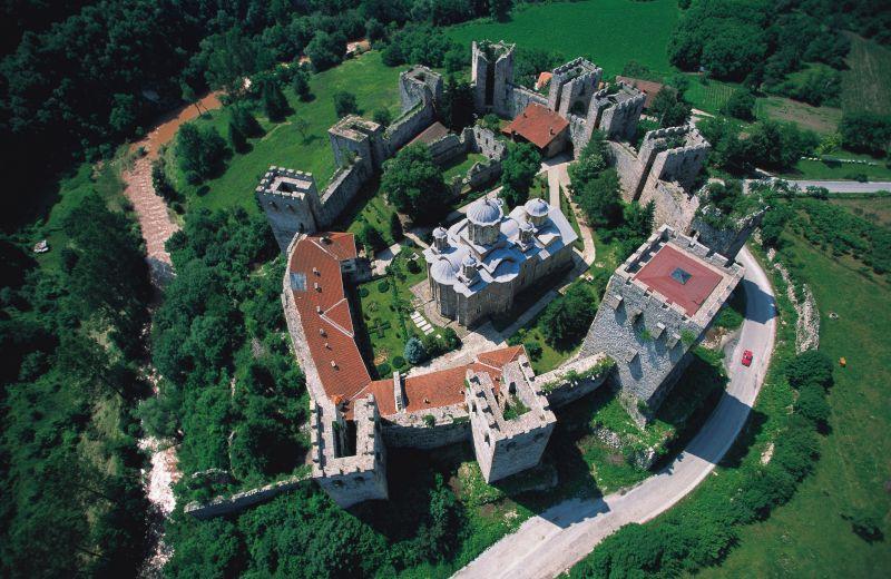 Manastirea Manasija 1