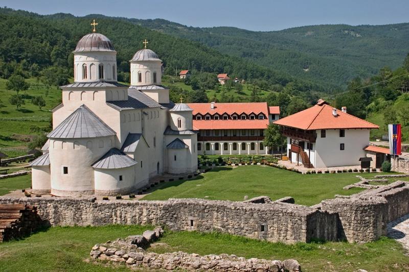 Manastirea Mileseva 2