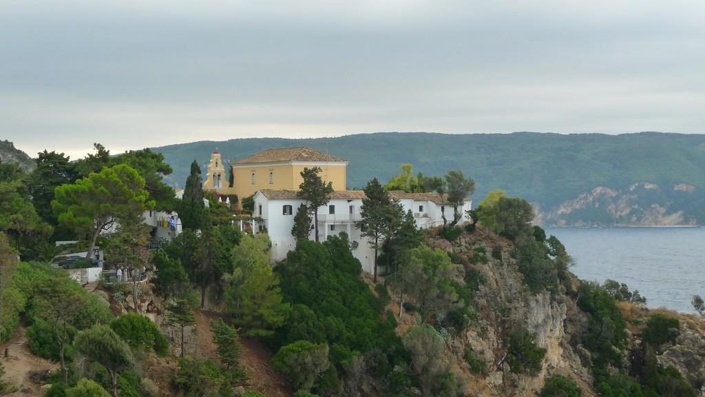 Manastirea Moni Theotokou