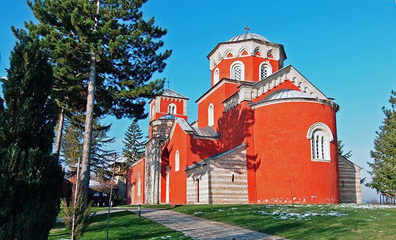 Manastirea Zica 1