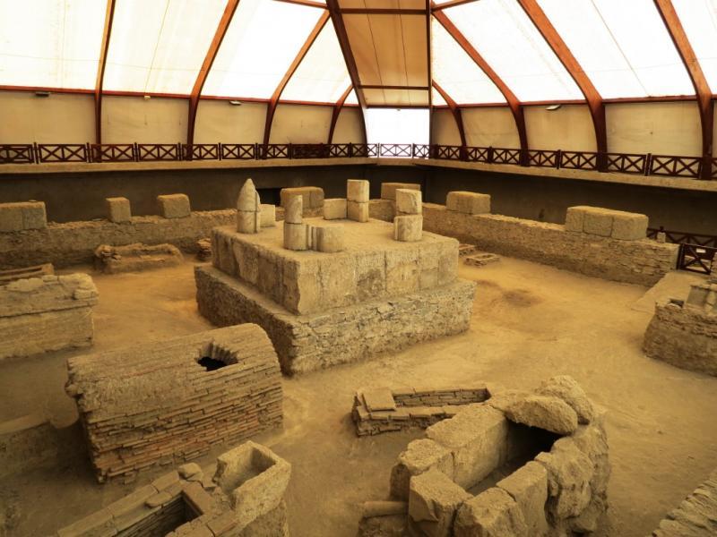 Muzeul Viminacium 1