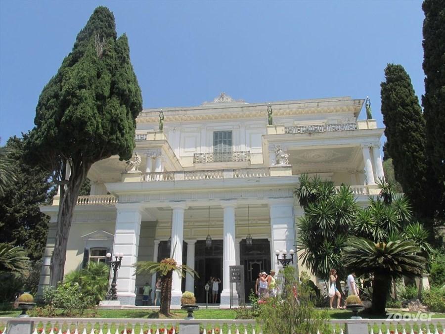 Palatul Achillion